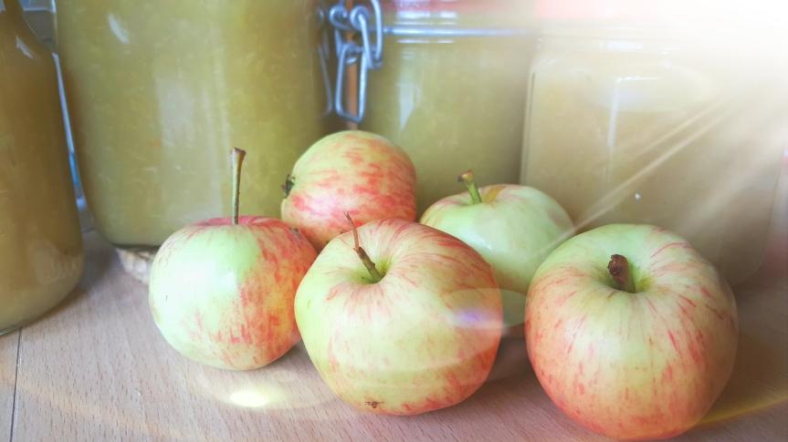 Omenoiden aikaan 1:Omenasose